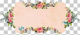Vintage Clothing Banner Ribbon PNG