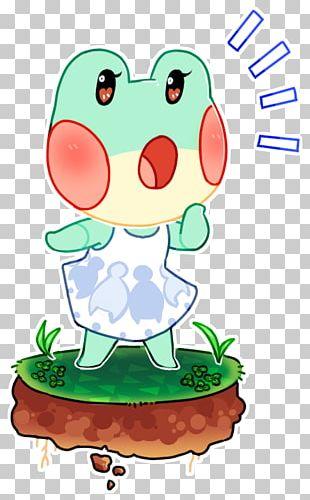 Tree Frog Illustration Food PNG