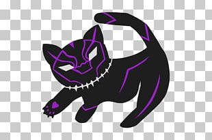 Simba Cat Cave Painting Black Panther PNG