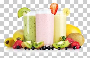 Milkshake Smoothie Juice Fruit Banana PNG