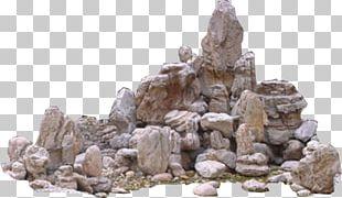 Artificial Hill Garden Sculpture PNG