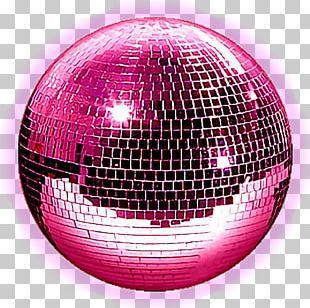 Disco Ball Light Mirror Nightclub PNG