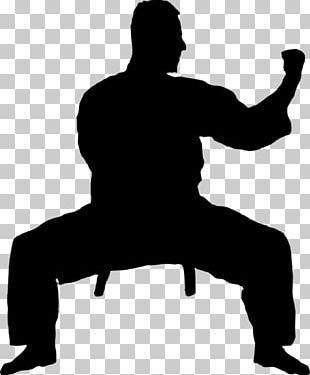 Karate Black Belt Martial Arts Budō PNG