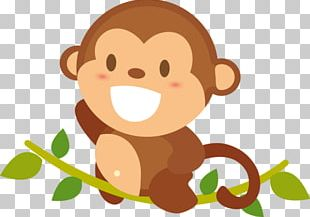 The Monkeys Animal Tail PNG