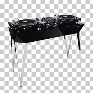Disc Jockey Table Music DJ Mix Audio Mixers PNG