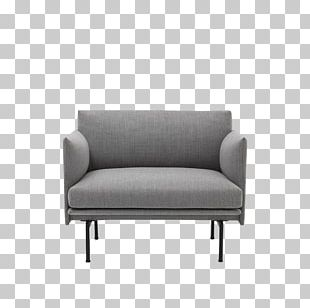 Eames Lounge Chair Muuto Couch Furniture PNG