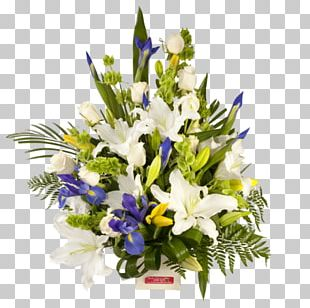 Floristry Lily Flower Bouquet Flower Delivery PNG