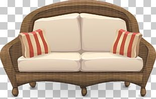Couch Living Room PNG