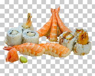 California Roll Sushi Japanese Cuisine Sashimi Food PNG