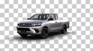 Toyota Hilux Car Pickup Truck Bumper PNG