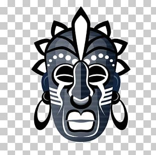 Traditional African Masks Tribe PNG