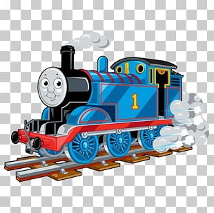 Thomas Train Tank Locomotive Steam Locomotive PNG