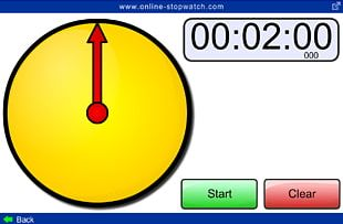 Timer Stopwatch Interactive Whiteboard Countdown Table PNG