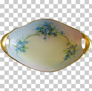 Platter Plate Tableware Oval PNG