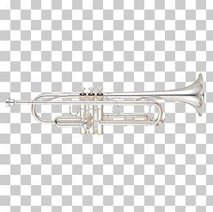 Trumpet Fingering Chart: For B Flat Trumpet PNG
