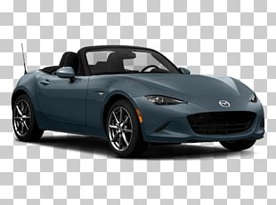 Sports Car Personal Luxury Car 2018 Mazda MX-5 Miata PNG
