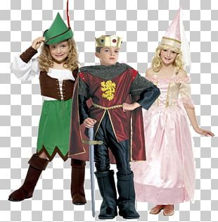 Middle Ages Halloween Costume Suit Costume Party PNG