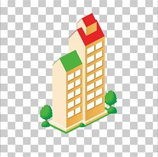 Building Euclidean Gratis Icon PNG