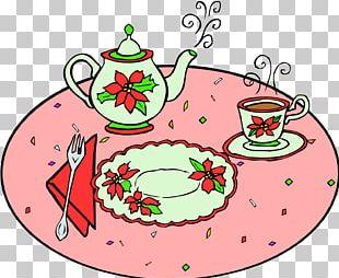 Tea Room Food Green Tea Art PNG