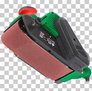 Belt Sander Power Tool Heat Sink Home Appliance PNG