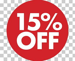 15% Off Discount PNG
