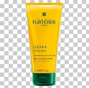 Okara Shampoo Hair Conditioner Perfume PNG