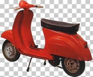 Vespa 50 Piaggio Scooter Vespa Sprint PNG