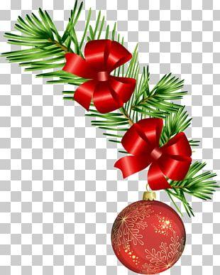 Christmas Ornament New Year Christmas Decoration Santa Claus PNG