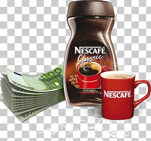 Instant Coffee Nescafé Envase PNG