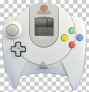 Joystick Video Game Consoles Game Controllers Home Game Console Accessory Dreamcast PNG