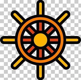 Ship's Wheel Car Motor Vehicle Steering Wheels PNG