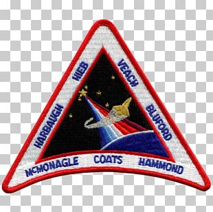 STS-39 Mission Patch Space Shuttle Discovery Embroidered Patch PNG