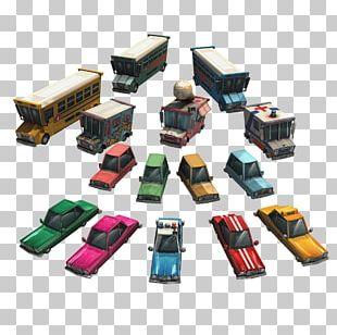 City Building Asset Road PNG