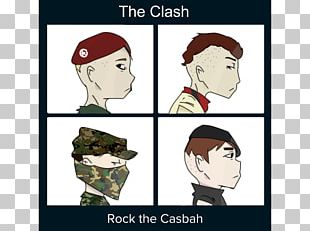 Gorillaz Fan Art Rock The Casbah Drawing PNG