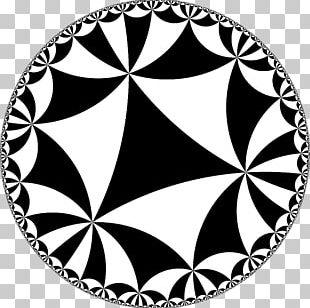 Hyperbolic Geometry Euclidean Geometry Tessellation Upper Half-plane PNG