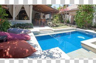 Swimming Pool Backyard Resort Vacation Property PNG