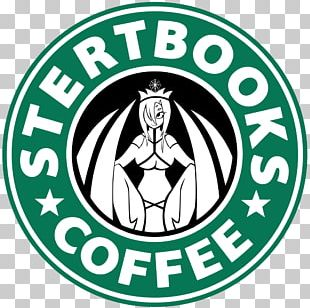 Starbucks Coffee Logo Siren Folgers PNG
