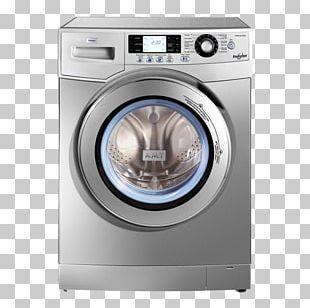 Washing Machines Haier Washing Machine Home Appliance PNG