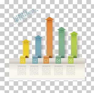 Bar Chart Infographic Element Classification Chart PNG