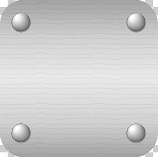 Metal Material Square Resource PNG