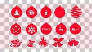 Santa Claus Christmas Icon Design Icon PNG