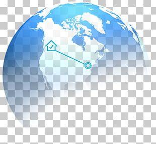 Globe World PNG