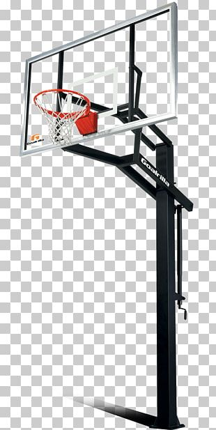 Basketball Hoop Stand PNG