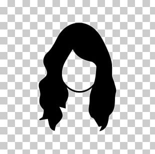 Hair Care Computer Icons Human Hair Growth Black Girl With Long Hair PNG