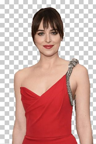 Dakota Johnson Fifty Shades Of Grey 87th Academy Awards Red Carpet PNG