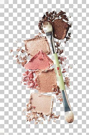 Eye Shadow Make-up Cosmetics Makeup Brush PNG