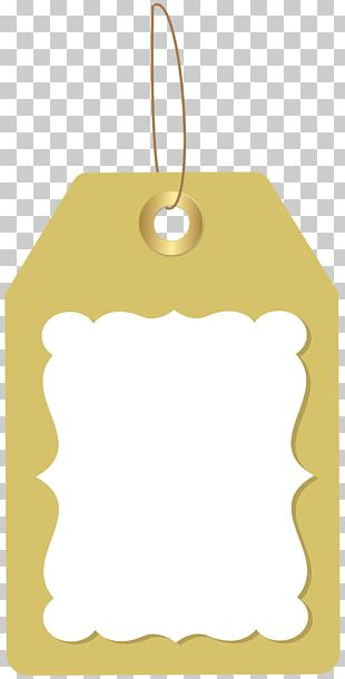 Yellow Christmas Ornament Font PNG