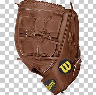 Baseball Glove Wilson Sporting Goods DeMarini MLB PNG