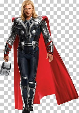 Chris Hemsworth Thor The Avengers Captain America Iron Man PNG