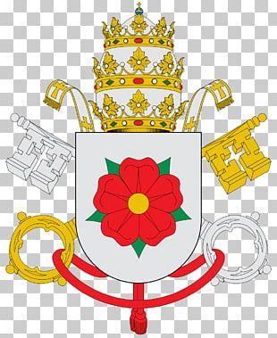 Reus Escutcheon Heraldry Papal Coats Of Arms Oberwappen PNG